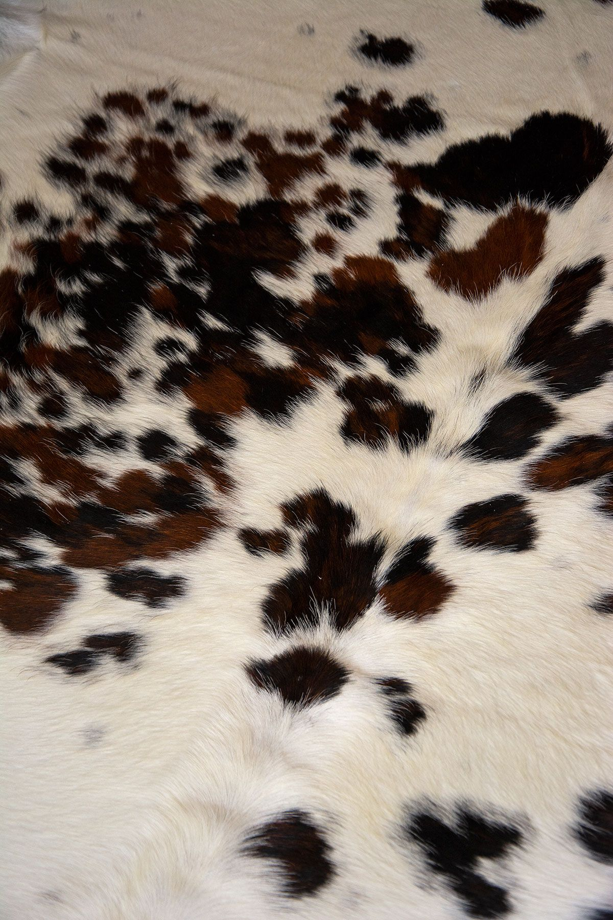 Pegia Genuine Cowhide Leather Carpet FST008 Natural