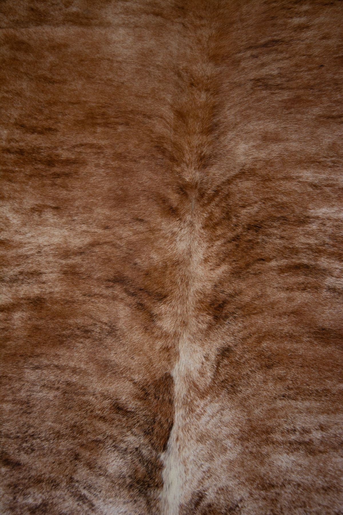 Pegia Genuine Cowhide Leather Carpet FST083 Natural