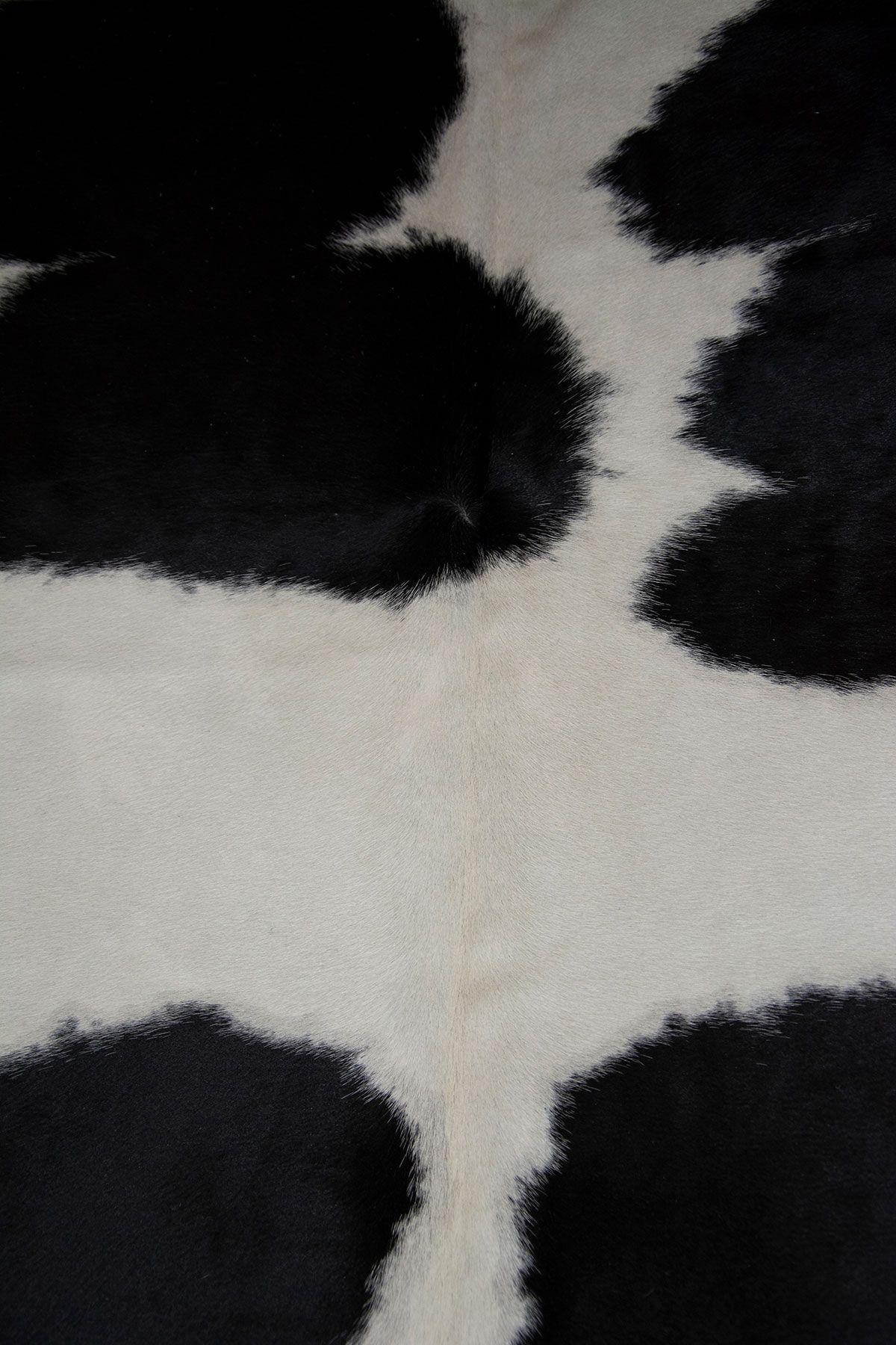 Pegia Genuine Cowhide Leather Carpet FST088 Natural