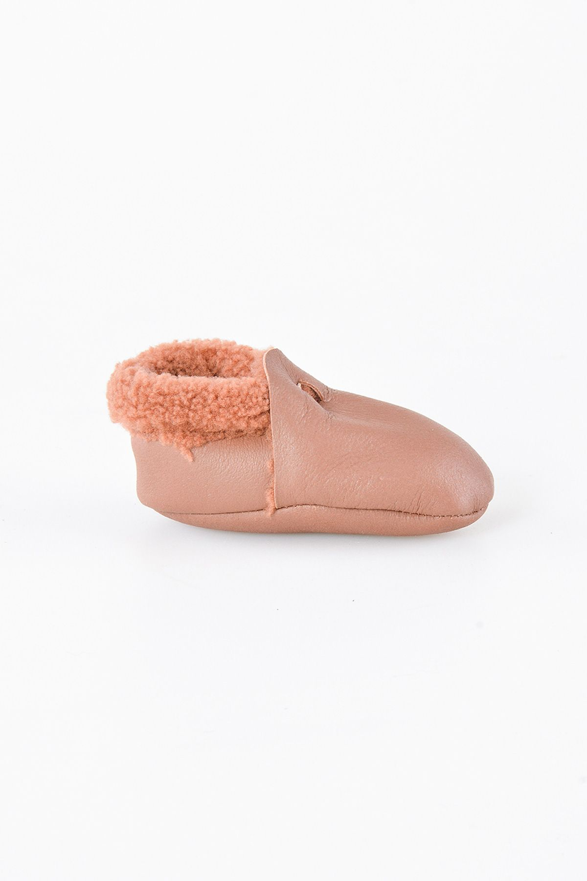 Pegia Shearling Baby's Bootie 143004 Ginger