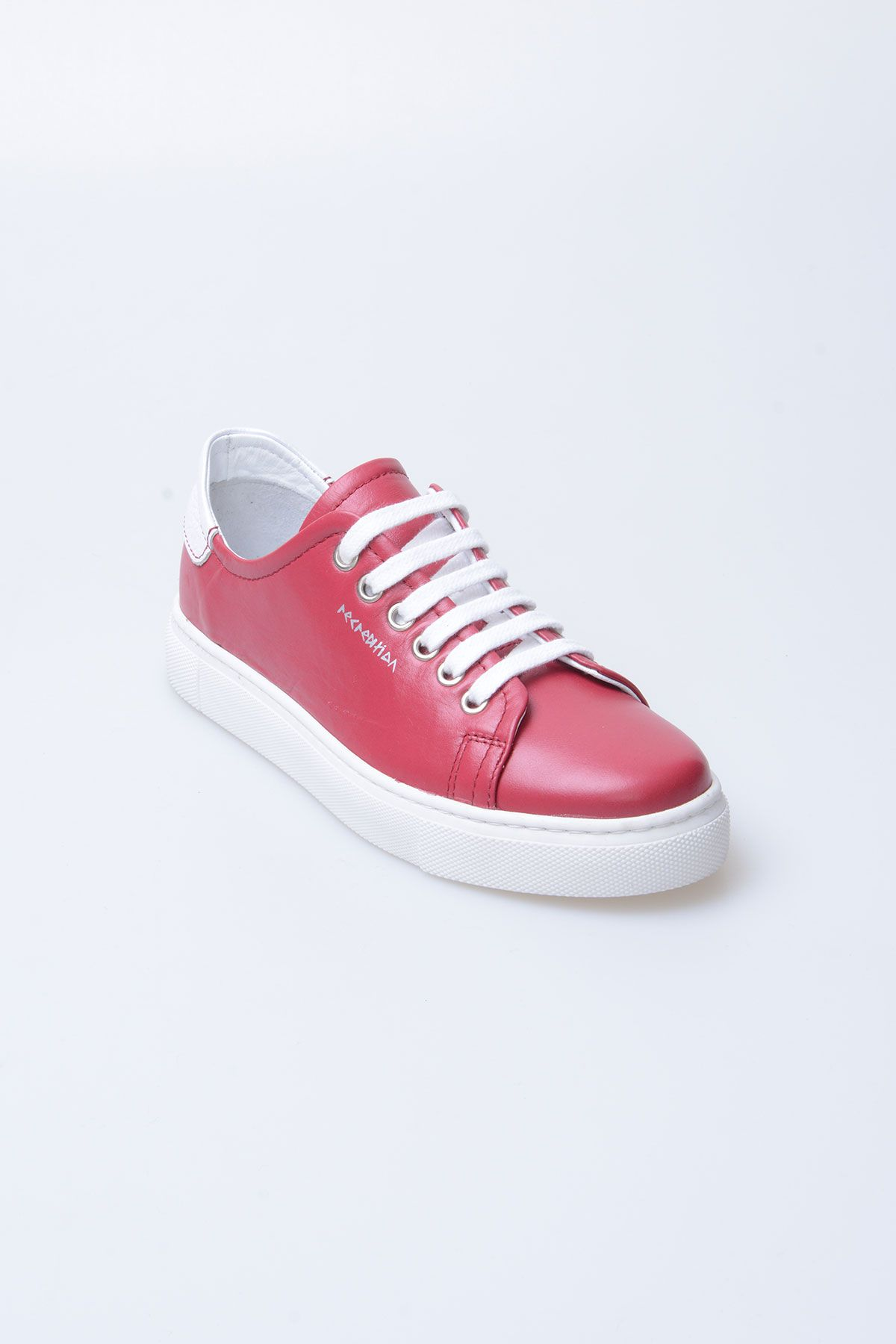 Pegia Recreation Hakiki Deri Bayan Sneaker 19REC201 Fuşya