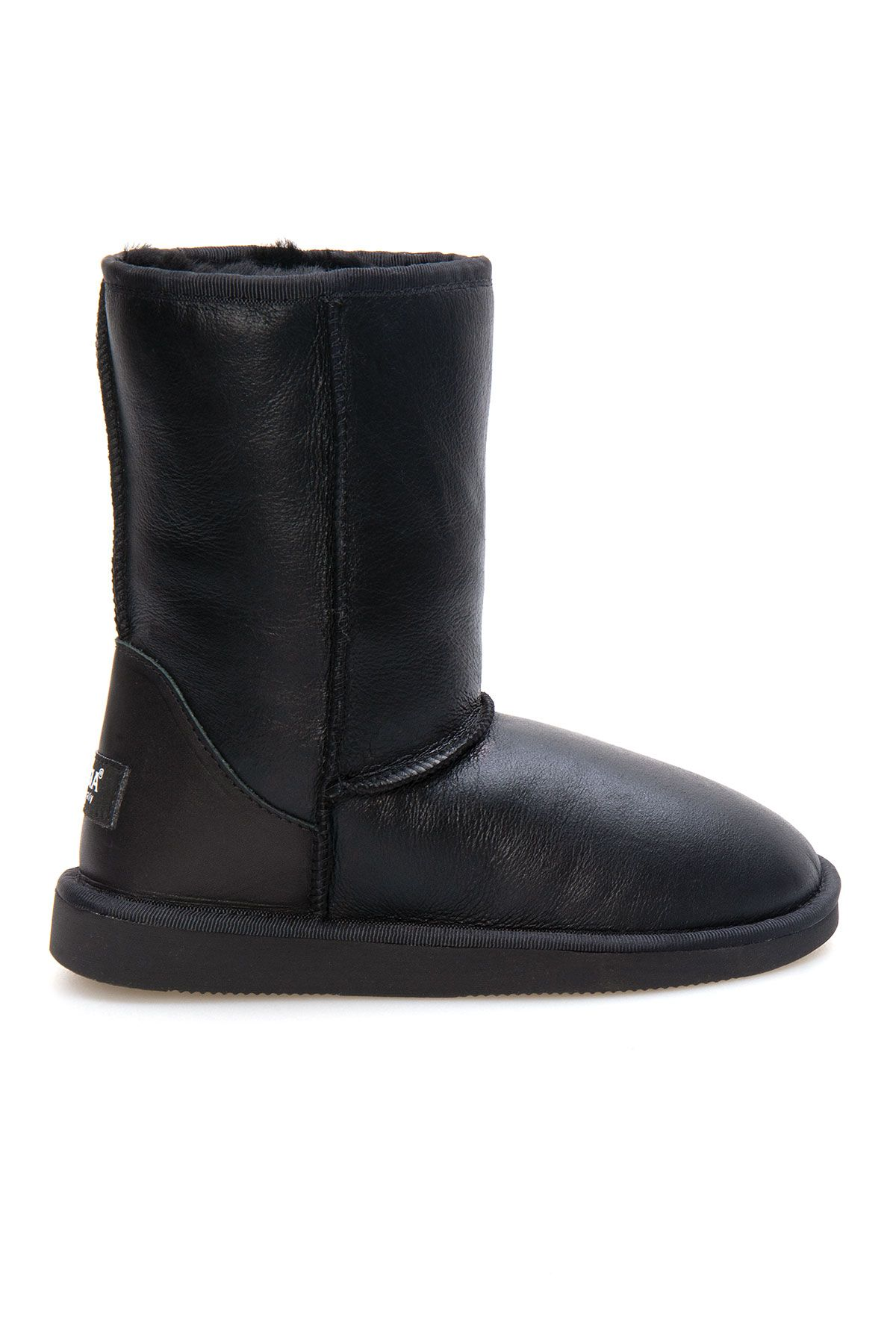 Pegia Shearling Women's Boots 191077 Black