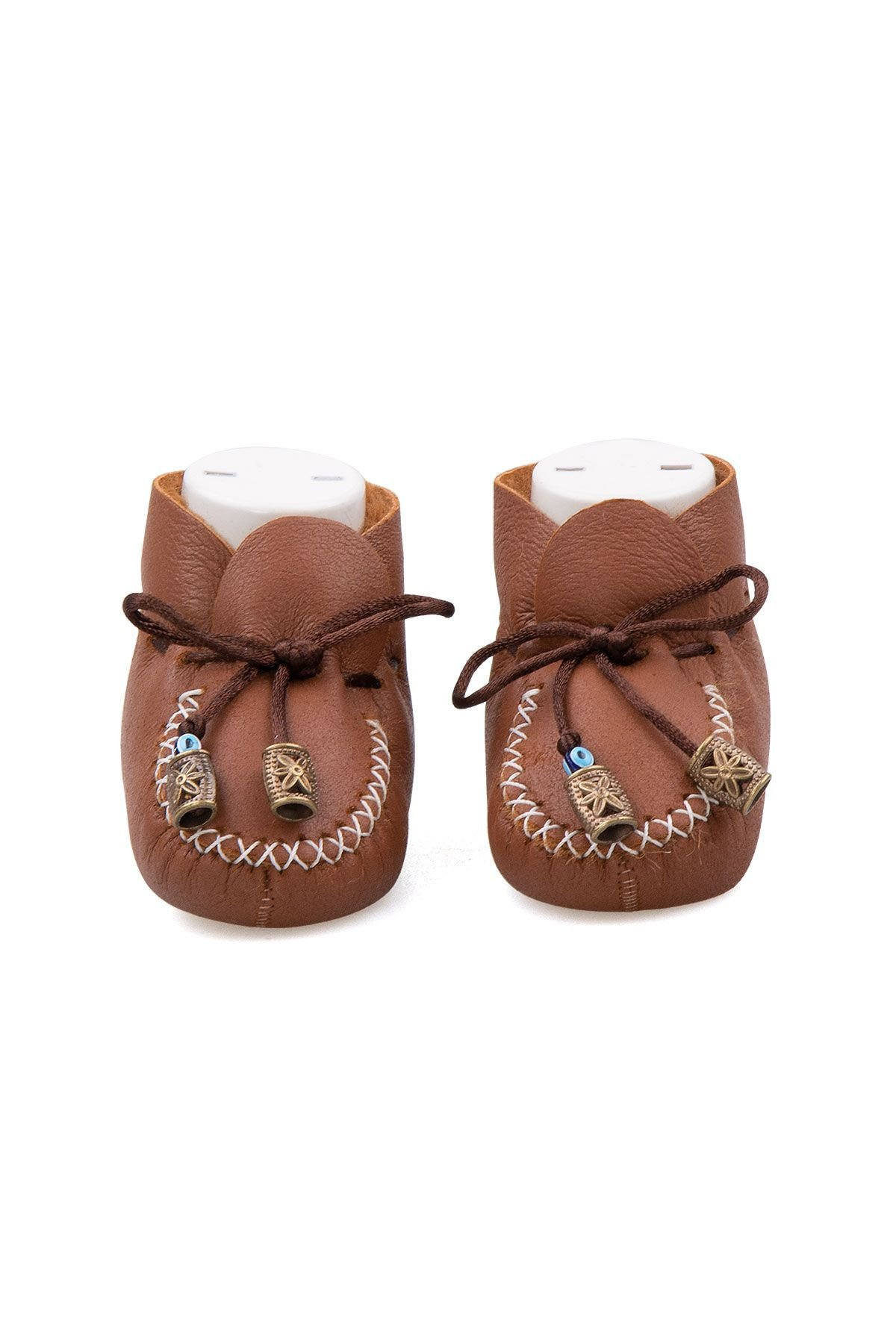 Pegia Shearling Baby's Booties 141115 Ginger