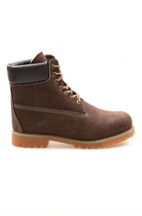 Pegia Genuine Nubuck Men's Boots 500900 Brown