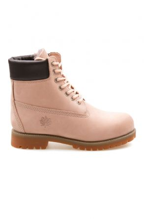Pegia Genuine Nubuck Women's Boots 500800 Pink