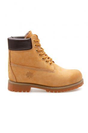 Pegia Genuine Nubuck Women's Boots 500800 Yellow