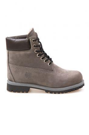 Pegia Genuine Nubuck Women's Boots 500800 Asfalt
