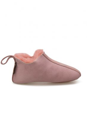 Pegia Kid's Shearling House Shoes 980810 Pink