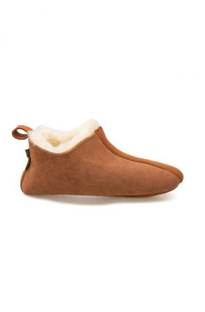 Pegia Women's Shearling House Shoes 980710 Ginger