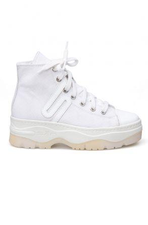 San Women's Sneaker SAN01S White