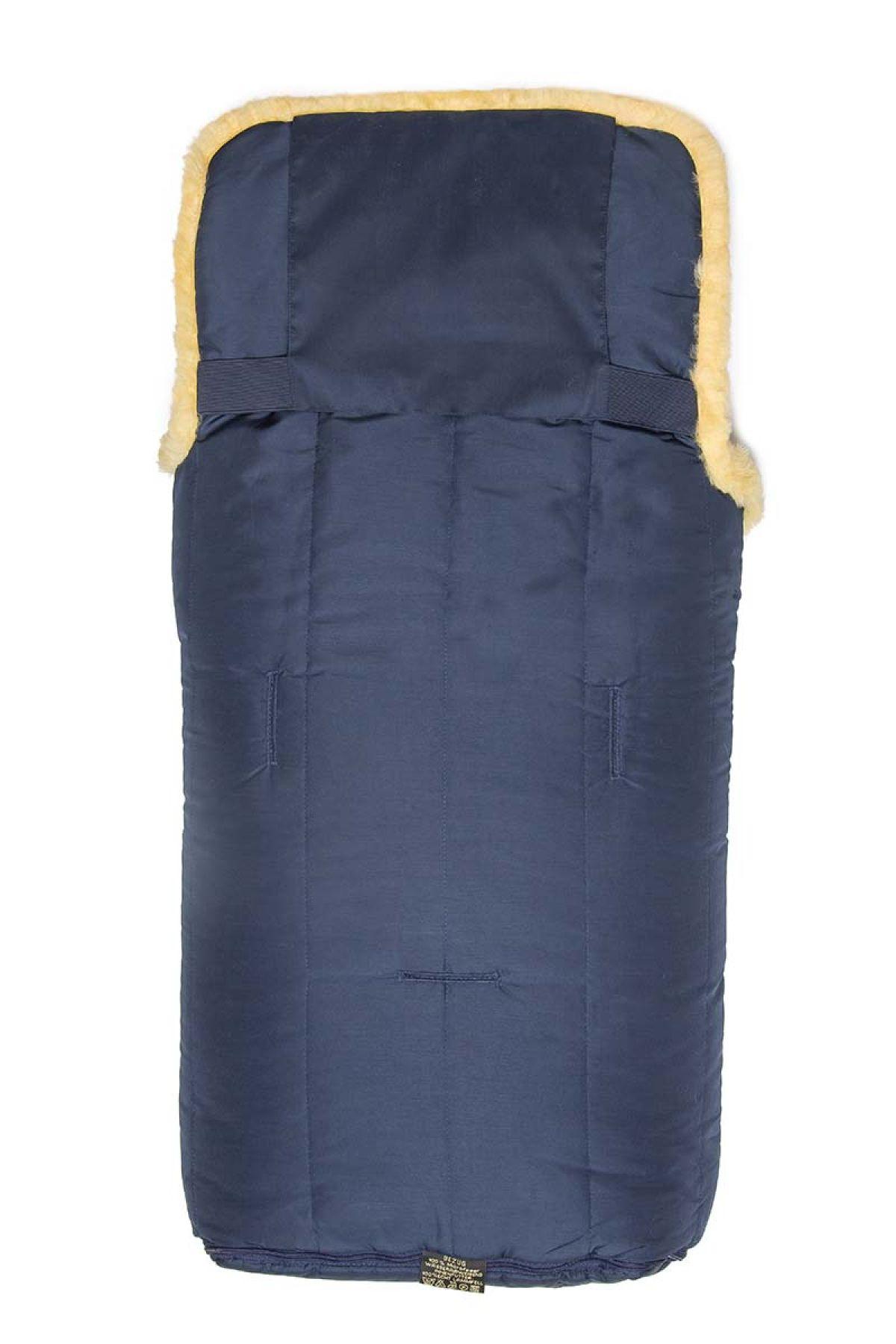 Sheepy Care Double Zippered Baby Sleeping Bag MDK011 Navy blue
