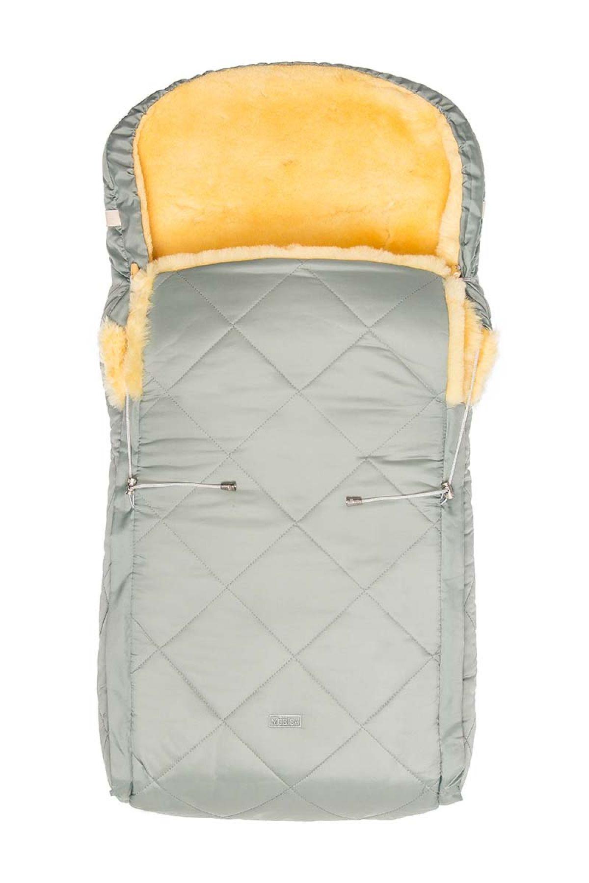 Sheepy Care Double Zippered Baby Sleeping Bag MDK012 Green