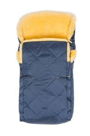 Sheepy Care Double Zippered Baby Sleeping Bag MDK012 Navy blue