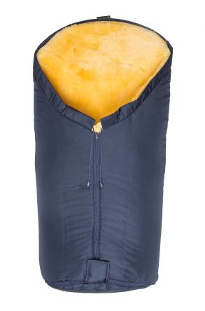 Sheepy Care Zippered Baby Sleeping Bag  MDK013 Navy blue