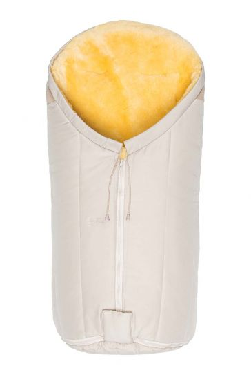 Sheepy Care Zippered Baby Sleeping Bag  MDK013 Beige