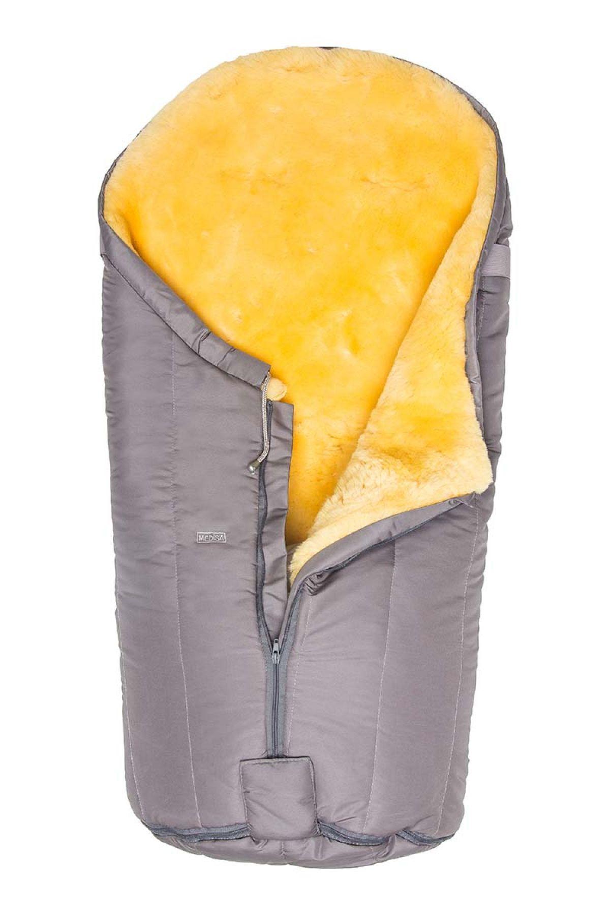 Sheepy Care Zippered Baby Sleeping Bag  MDK013 Gray