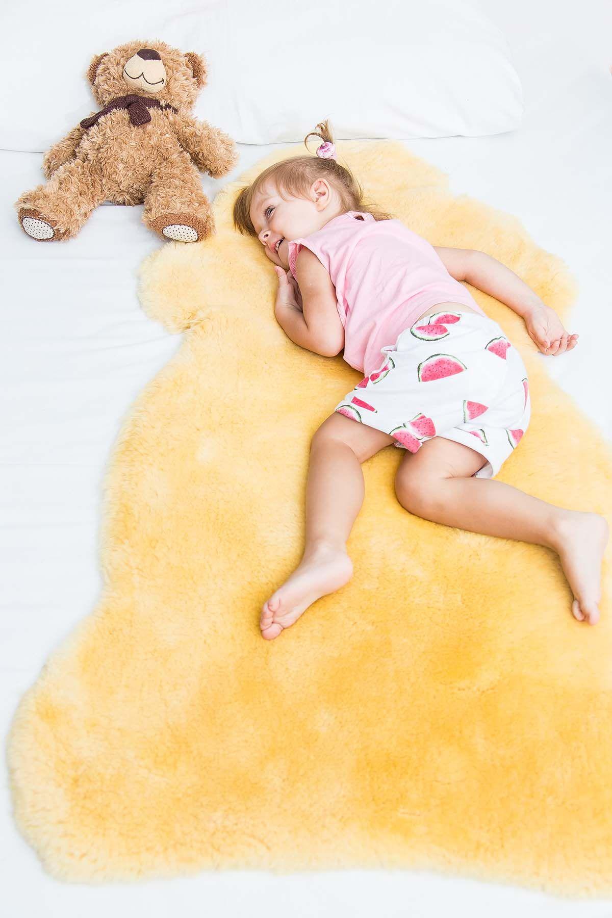 Sheepy Care Medical Sheepskin For Babies Natural