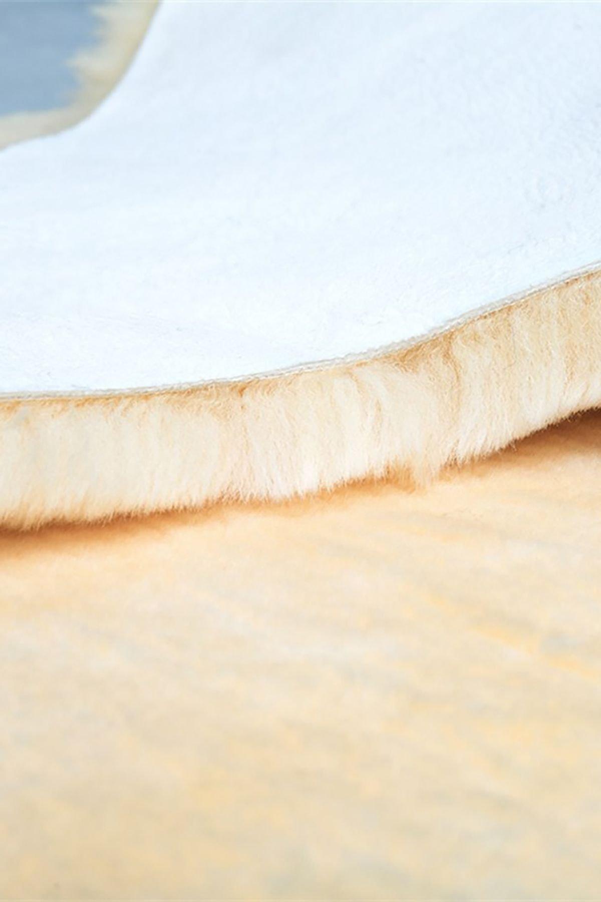 Sheepy Care Medical Sheepskin For Bed MDK001 Natural