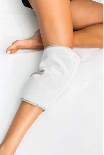 Sheepy Care Medical Sheepskin Knee Protector MDK010 Natural