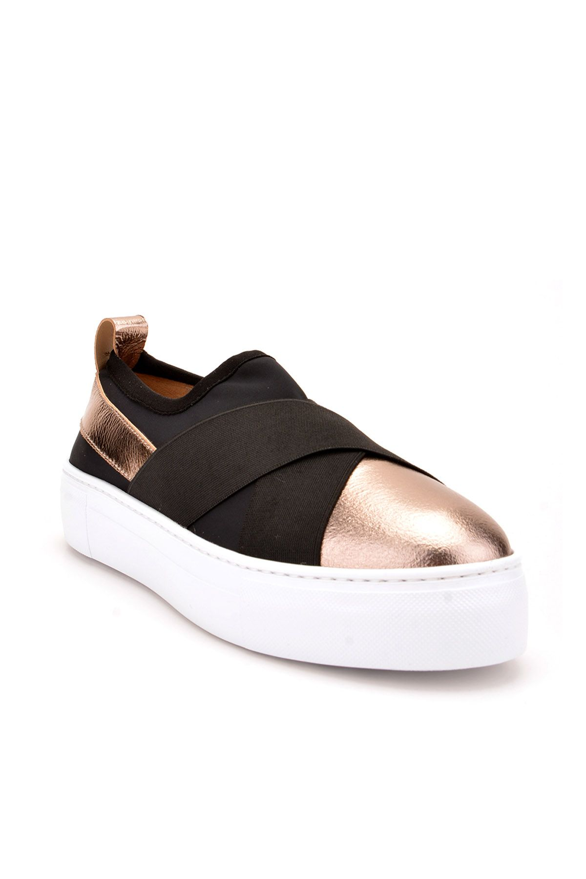 Pegia Voyage Casual Shoes From Genuine Leather REC-011 Bronze
