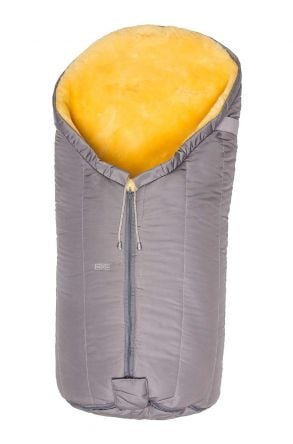 Sheepy Care Zippered Baby Sleeping Bag  MDK013 Gray
