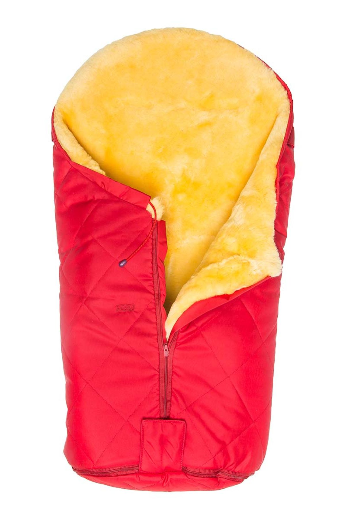 Sheepy Care Zippered Baby Sleeping Bag  MDK013 Red