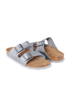 Birkenstock Arizona BS Women's Summer Slippers 1008690 Gray
