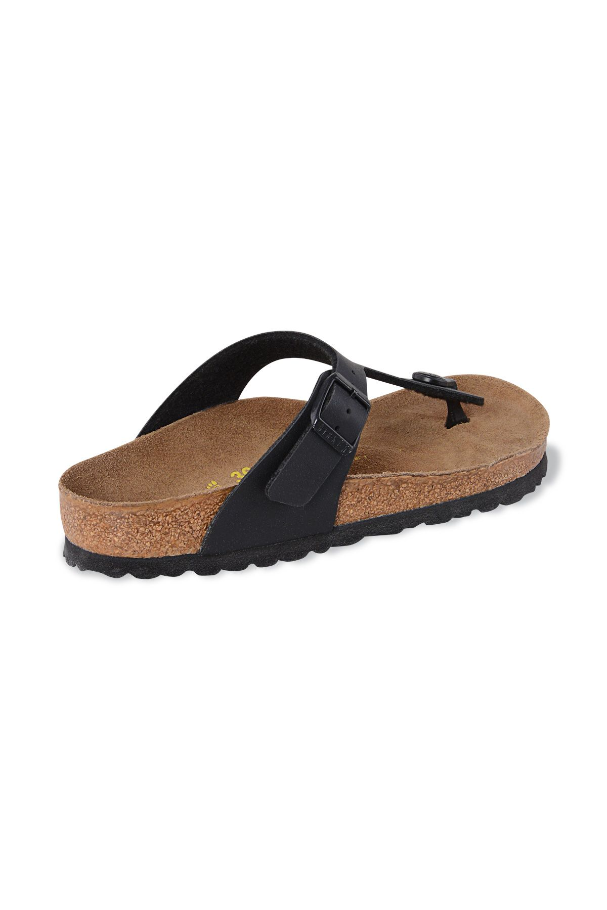 Birkenstock Gizeh BS Classic Women's Summer Slippers 0043691 Black