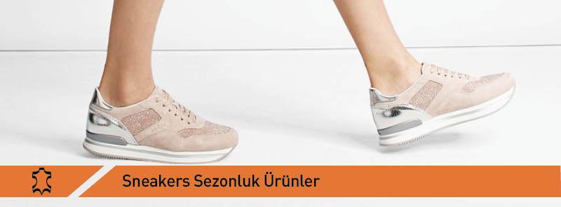 Sneakers Sezonluk Ürünler