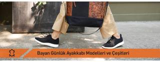 Bayan Günlük Ayakkabı Modelleri Ve Çeşitleri