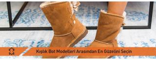 Kışlık Bot Modelleri Arasından En Güzelini Seçin
