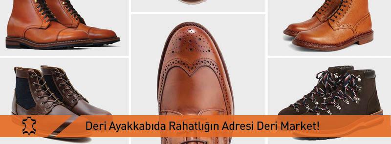 Rahat Deri Ayakkabı Alternatifleri