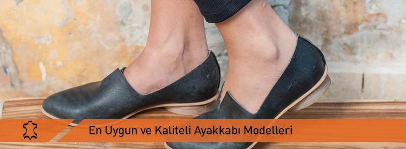 En Uygun Ve Kaliteli Ayakkabı Modelleri