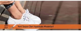Yeni Sezon Deri Ayakkabı Modelleri
