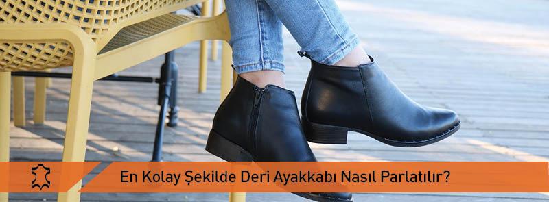 Deri Ayakkabı Nasıl Parlatılır?