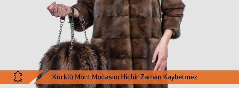 Kürklü Mont Modasını Hiçbir Zaman Kaybetmez