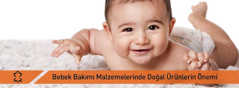 Bebek Bakımı Malzemelerinde Doğal Ürünlerin Önemi