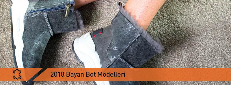 2019 Bayan Bot Modelleri