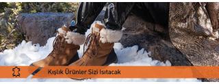 Kışlık Deri Giyim Modelleri