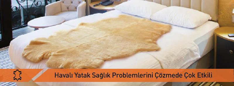Havalı Yatak Sağlık Problemlerini Çözmede Çok Etkili