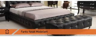 Farklı Yatak Modelleri Sağlıklı Bir Şekilde Uyumanızı Sağlıyor