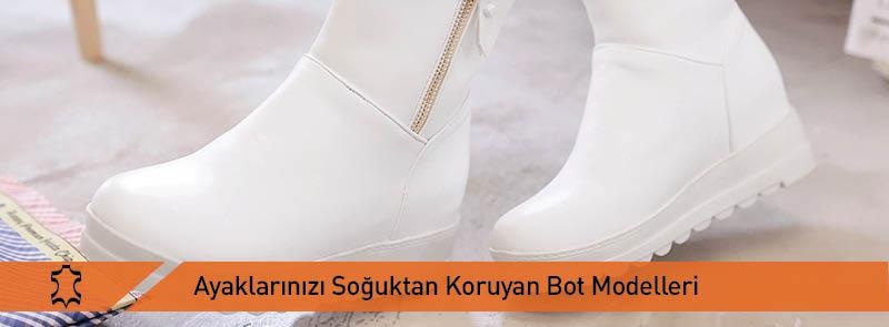 Ayaklarınızı Soğuktan Korurken Şıklığınızı Düşünen Bot Modelleri