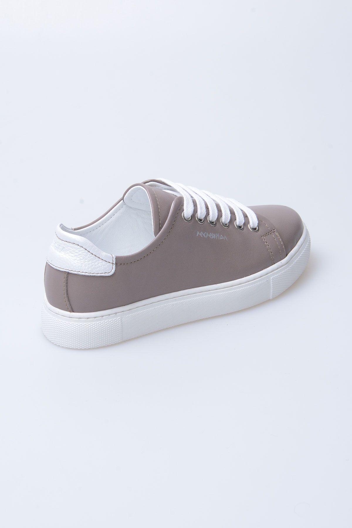 Pegia Recreation Hakiki Deri Bayan Sneaker 19REC201 Vizon