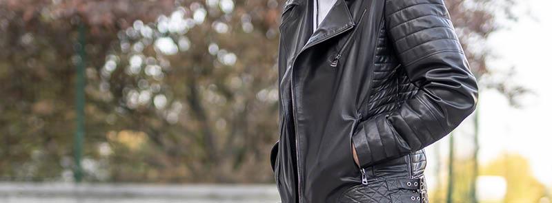 En Modern Erkek Deri Ceket Türleri
