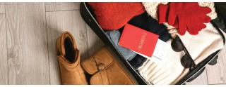 Kış Tatili İçin Bavul Hazırlama