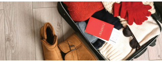 How to Pack a Suitcase for a Winter Trip