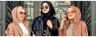 Winter Season Fashion for Hijab Clothing