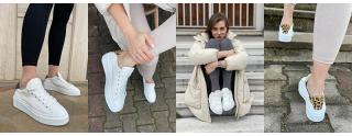 Beyaz Sneaker Kombin Önerileri